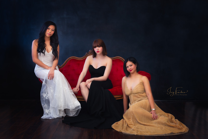 Jessica, Tracy and Mikayla