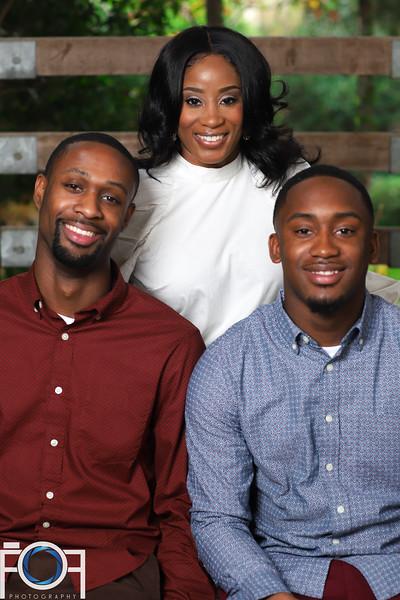Jerrion's Family Portraits