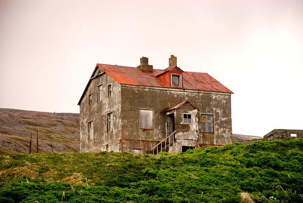 Lónafjörður 2012