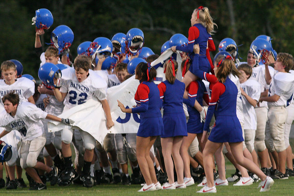 West Wilson Middle School vs. Harpeth