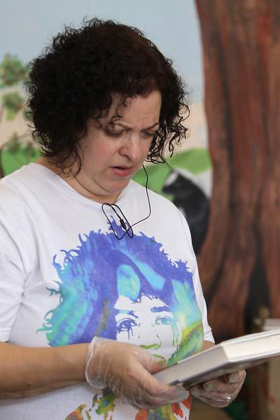 Tyngsboro library volunteer
