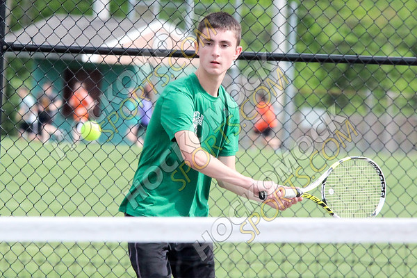 Mansfield-Oliver Ames Boys Tennis - 05-23-17