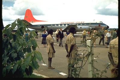 Lusaka 1962-69
