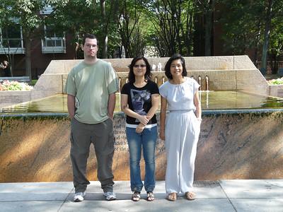 2008 (8/26) Cisco BXB business trip