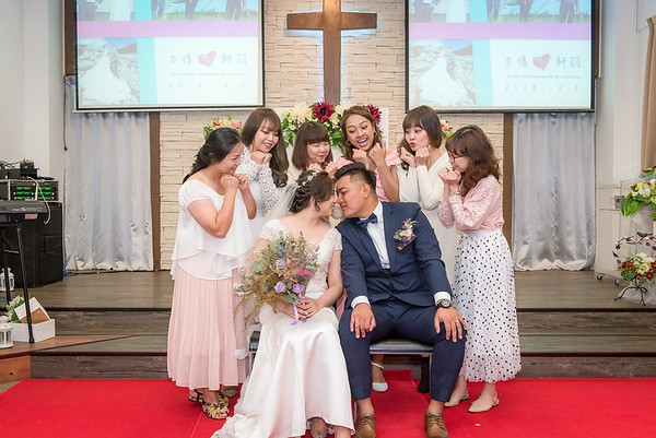 教堂婚禮儀式