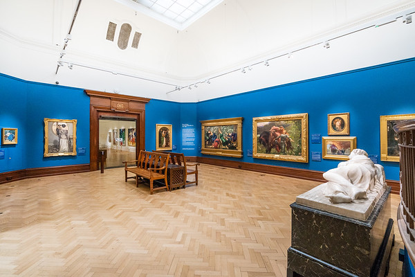 Bristol Museum Interiors