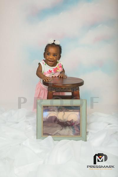 Tamesha Spry 1 yr Baby Shoot