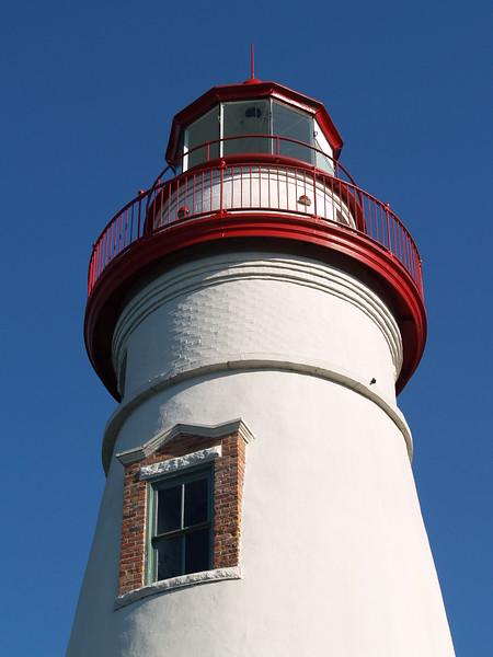 Marblehead Lighthouse; Marblehead, Ohio