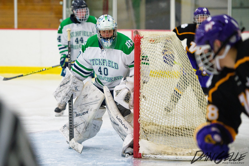 LDC Boys Hockey vs Waconia