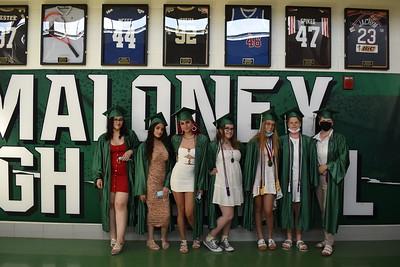 Maloney High School Graduation 2021 - Spotted