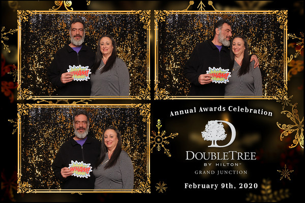 DoubleTree Awards Dinner 2020