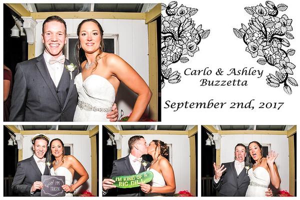 Ashley & Carlo Wedding PhotoBooth
