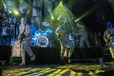 Here Come The Mummies @ Delmar Hall