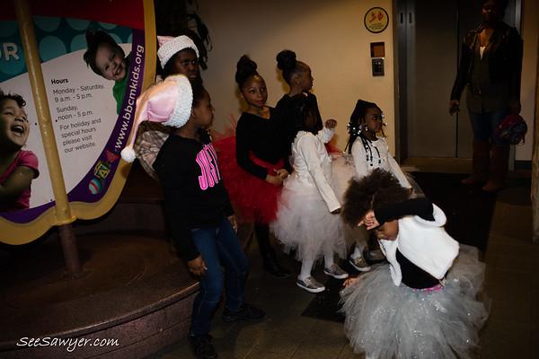 holiday kids fashion show