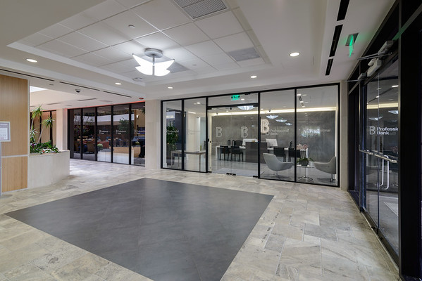 Professional Bank - Interior Exterior