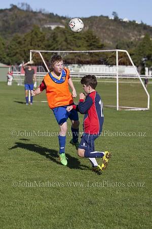 20150509 Football - U15A HIBS v Tawa College _MG_0708 WM