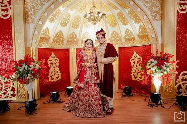 Faysal & Najiba Wedding