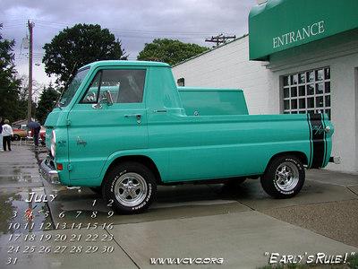 A series Vans & Trucks...