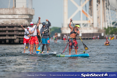 2016 Bay Bridge Paddle Race