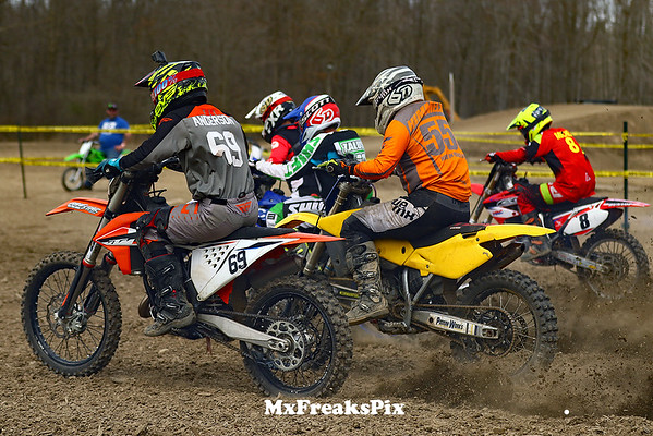 Switchback Race  4/10/21