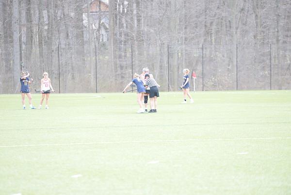Girls' Lacrosse: GA vs Notre Dame (varsity)