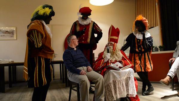 Sint in Westeinde Talantgroep 2013