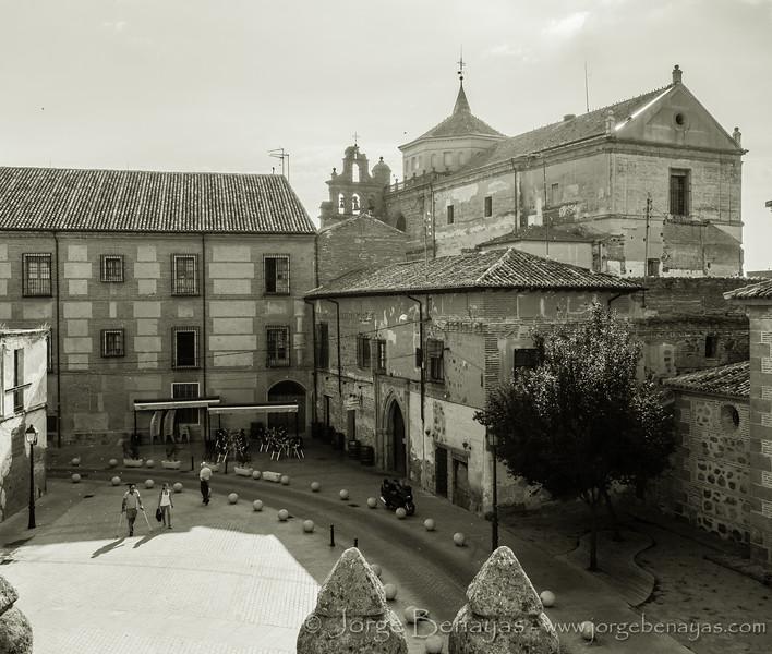 San Prudencio y la esquina de La Antigua