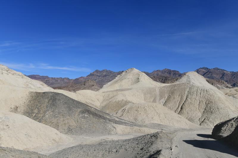 Death Valley - Twenty Mule Team Canyon