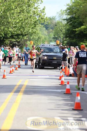 Half-Marathon Finish - 2013 Dexter-Ann Arbor Run