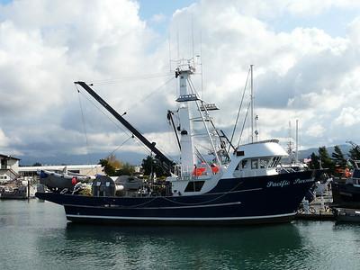 Squalicum Harbor- Marina and Fishing Fleet