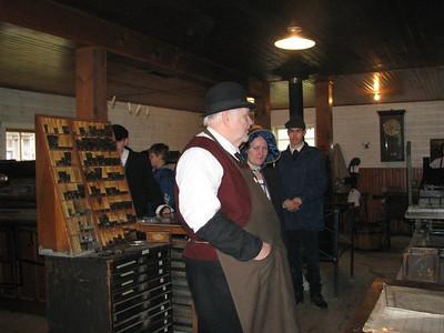2011 - Thames Valley Regional Heritage Fair
