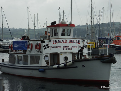 Other Falmouth Ships & Excursion Boats 22 Apr 2014