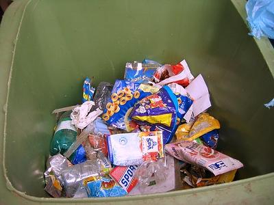 Afval sorteren