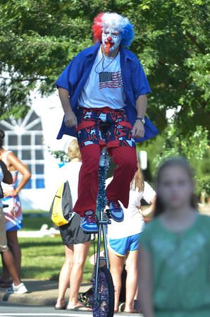 2012-09-01 Matthews Alive Parade