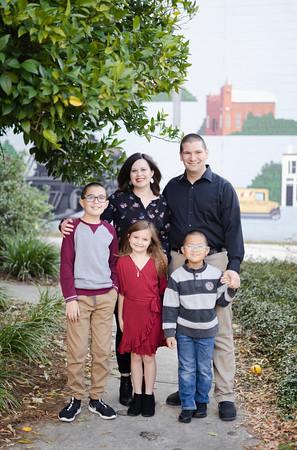 Ledford Family 2020
