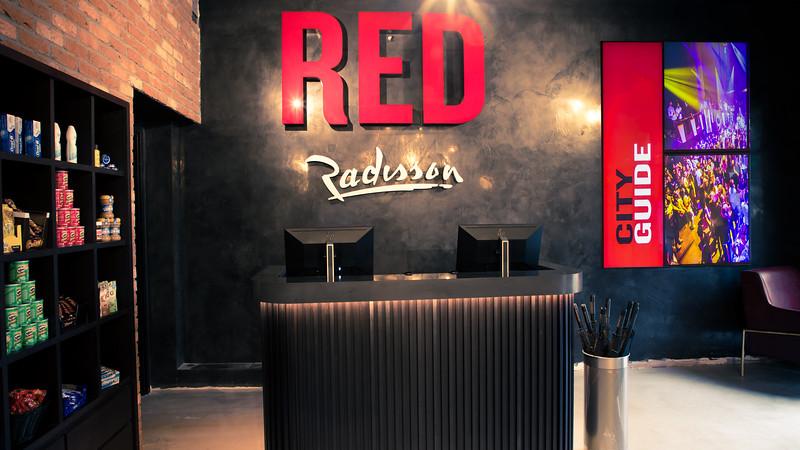Radisson RED London Greenwich The O2