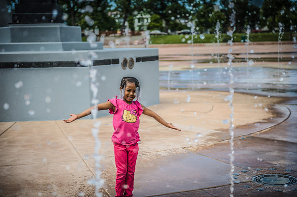 Martin Luther King Splash Pad