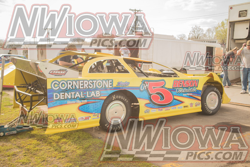 4/16/2016 Deery Bros Late Models and Opening Night