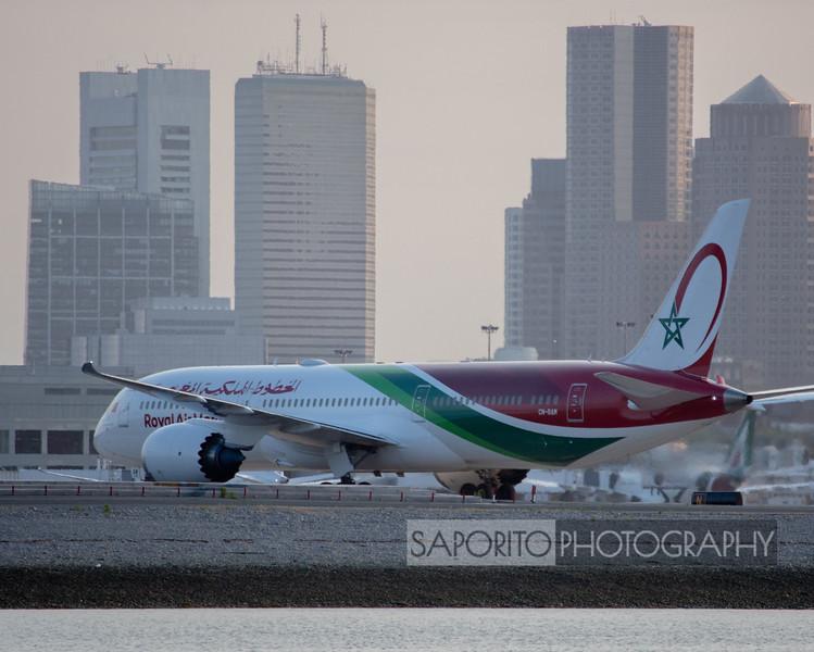 Royal Air Maroc 787