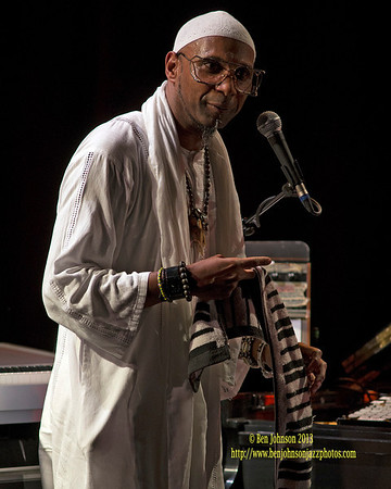 Omar Sosa Afri-Lectric Sextet at Montgomery County Community College 2013