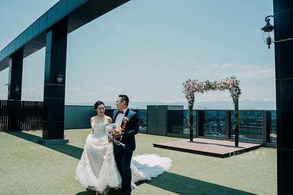 凱達飯店 | 格萊天漾 | 萬大廳 | Zena & Eric 婚禮紀錄 | 婚攝