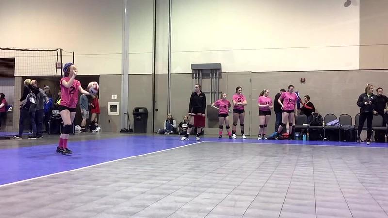 Club Volleyball 2018