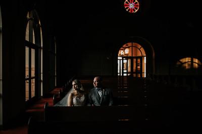 Intimate Church Wedding - Houston Wedding Photographer