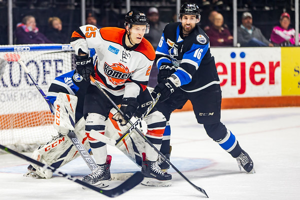 2/20/19 Komets vs. Thunder