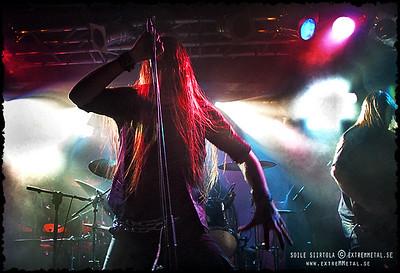 Thyrfing -  16/12 2008 Debaser Slussen