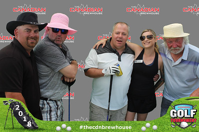 Cdn Brewhouse Golf Tournament 2018