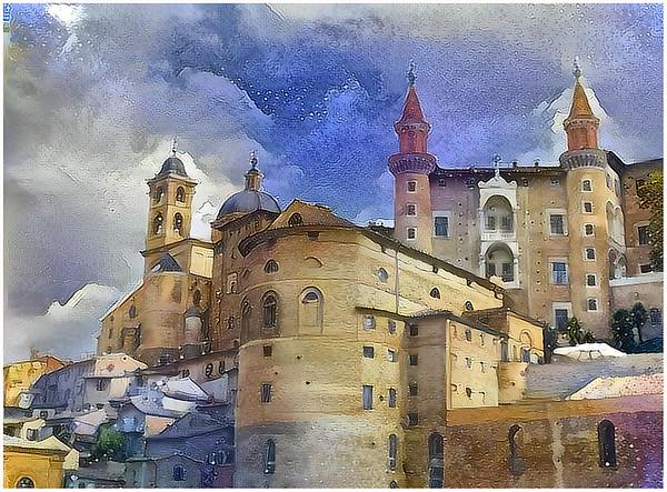 Marche - Urbino Fantasy