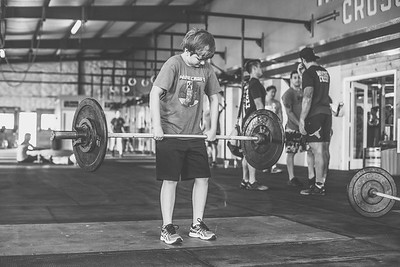Pulse 49 WOD at CrossFit Maverick 7.2.16