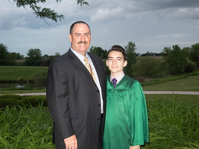 Jack's 8th Grade Graduation