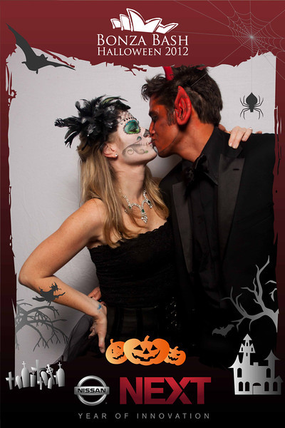 Halloween 2012 Photo Booth
